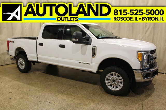 2017 Ford Super Duty F-250 diesel 4x4 XLT