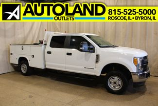 2017 Ford Super Duty F-250 utlity 4x4 XL in Roscoe, IL 61073