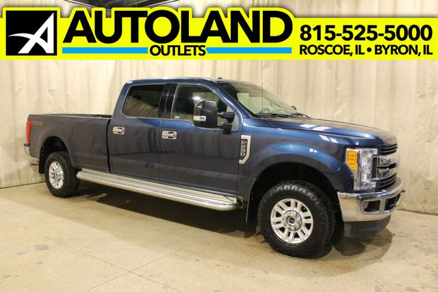 2017 Ford Super Duty F-250 Long Bed 4x4 XLT