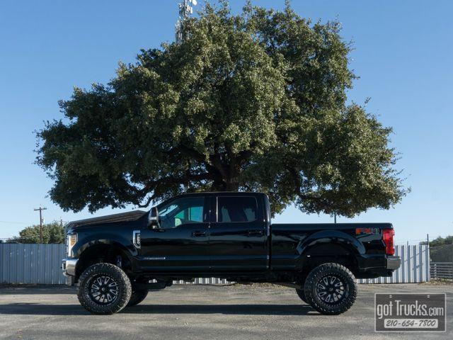 2017 Ford Super Duty F250 Crew Cab Lariat FX4 6.7L Power Stroke Diesel 4X4