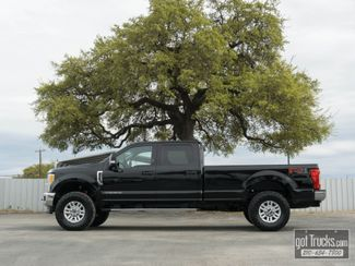 2017 Ford Super Duty F-250 Pickup Crew Cab XLT FX4 6.7L Power Stroke Diesel 4X4 in San Antonio, Texas 78217