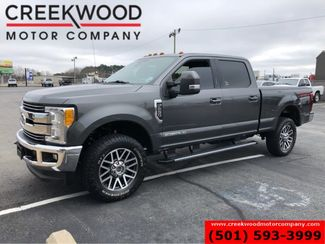 2017 Ford Super Duty F-250 Lariat 4x4 Diesel FX4 20s New Tires Pano Roof Nav in Searcy, AR 72143