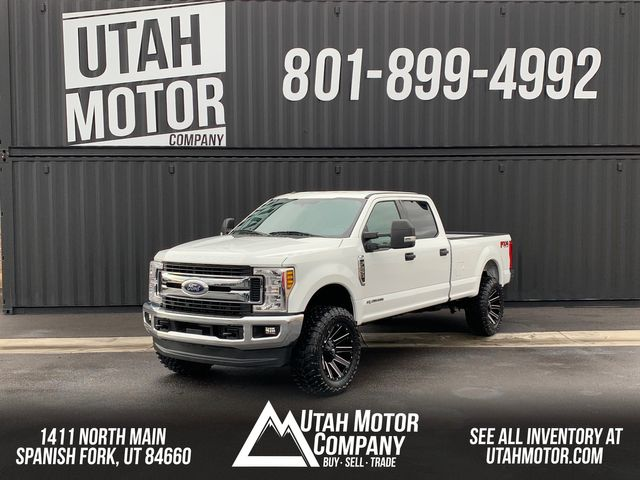2017 Ford Super Duty F-250 Pickup XLT