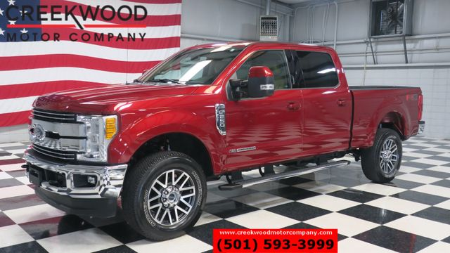 2017 Ford Super Duty F-250 Lariat 4x4 Diesel FX4 1 Owner Low Miles Nav CLEAN in Searcy, AR 72143