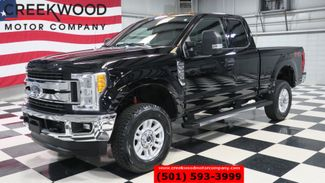 2017 Ford Super Duty F-250 XLT 4x4 6.2L Gas Extended Cab Black Low Miles NICE in Searcy, AR 72143