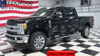2017 Ford Super Duty F-250 Lariat 4x4 FX4 Diesel Black Nav Chrome 20s CLEAN in Searcy, AR 72143