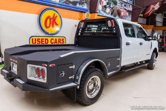 2017 Ford Super Duty F-350 XL 4X4 Flatbed Dually in Addison, Texas 75001