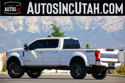 2017 Ford Super Duty F-350 Platinum 4x4 in , Utah