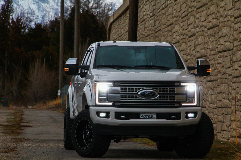 2017 Ford Super Duty F-350 Platinum Ultimate  city Utah  Autos Inc  in , Utah