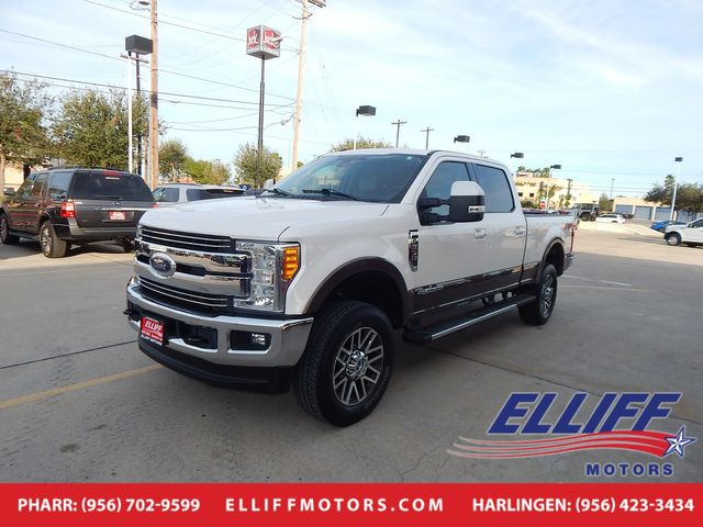 2017 Ford Super Duty F-350 Crew Cab Lariat FX4 in Harlingen, TX 78550