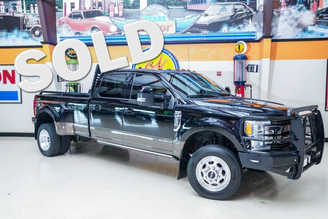 2017 Ford Super Duty F-350 DRW King Ranch 4x4 in Plano, TX 75075