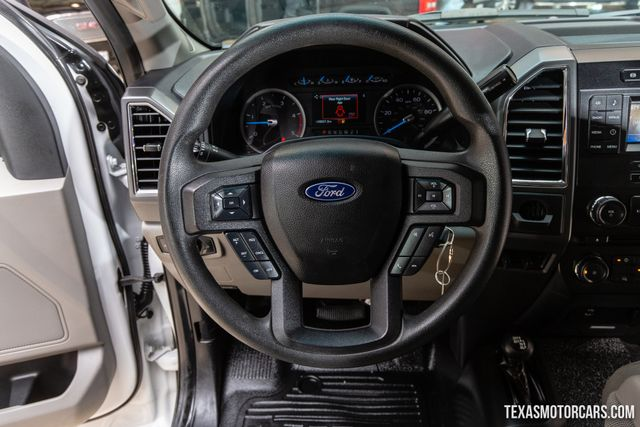 2017 Ford Super Duty F-350 DRW Chassis Cab XLT 4X4 in Addison, Texas 75001