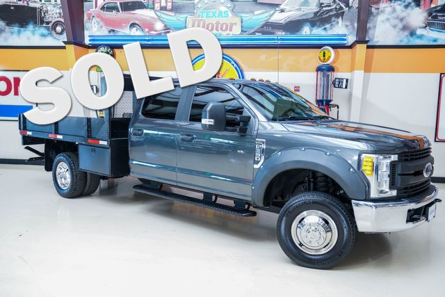 2017 Ford Super Duty F-350 DRW Chassis Cab XL 4x4 in Plano, TX 75075