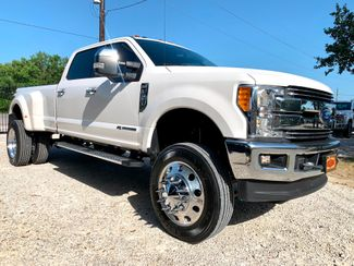 2017 Ford Super Duty F-350 DRW Lariat Crew Cab FX4 4X4 6.7L Powerstroke Diesel Auto LIFTED in Sealy, Texas 77474