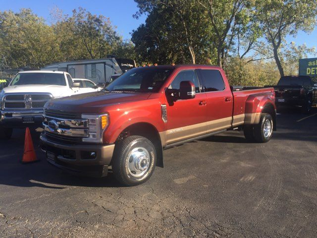 2017 Ford Super Duty F-350 DRW Pickup King Ranch FX4,ULTIMATE PKG in Boerne, Texas 78006