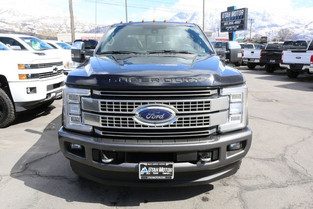 2017 Ford Super Duty F-350 DRW Pickup Platinum in Orem, Utah 84057