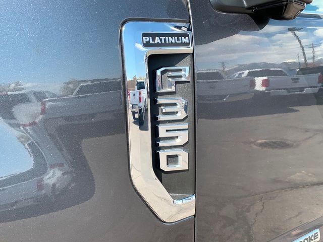 2017 Ford Super Duty F-350 DRW Pickup Platinum in Spanish Fork, UT 84660