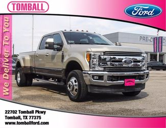 2017 Ford Super Duty F-350 DRW Pickup Lariat in Tomball, TX 77375