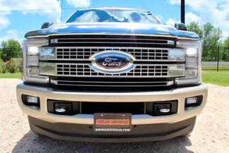2017 Ford Super Duty F-350 DRW Platinum FX4 4X4 6.7L Powerstroke Diesel Auto Sealy, Texas 13