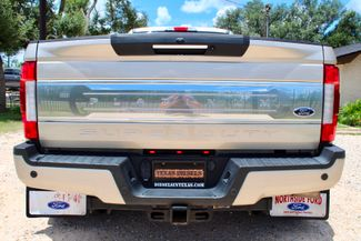 2017 Ford Super Duty F-350 DRW Platinum FX4 4X4 6.7L Powerstroke Diesel Auto Sealy, Texas 18