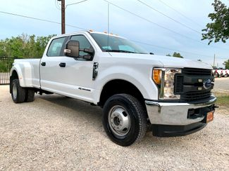 2017 Ford Super Duty F-350 DRW XL Crew Cab 4x4 6.7L Powerstroke Diesel Auto in Sealy, Texas 77474