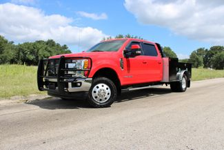 2017 Ford Super Duty F-350 Lariat CM Flatbed 4x4 in Temple, TX 76502