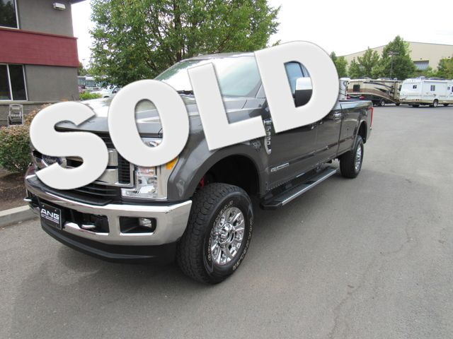 2017 Ford Super Duty F-350 SRW Pickup XLT 6.7 L Diesel Bend, Oregon