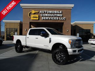 2017 Ford Super Duty F-350 SRW Pickup Platinum in Bullhead City, AZ 86442-6452