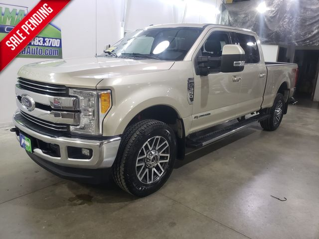 2017 Ford Super Duty F-350 SRW Pickup Lariat Ultimate Crew 6.7L