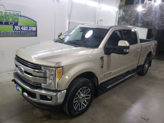 2017 Ford Super Duty F-350 SRW Pickup Lariat Ultimate Crew 6.7L in Dickinson, ND 58601