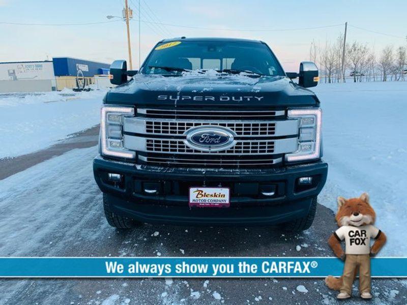 2017 Ford Super Duty F-350 SRW Pickup Platinum  city MT  Bleskin Motor Company   in Great Falls, MT