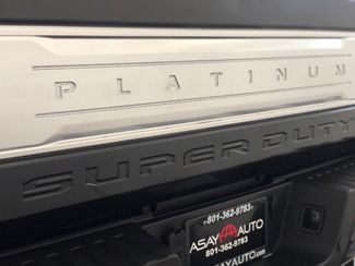 2017 Ford Super Duty F-350 SRW Pickup Platinum LINDON, UT 14