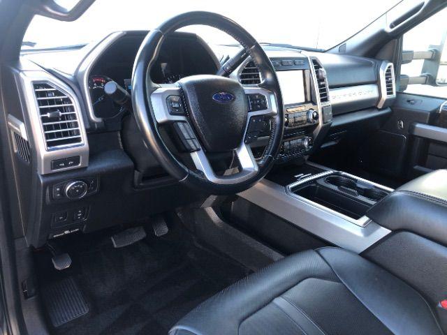 2017 Ford Super Duty F-350 SRW Pickup Platinum LINDON, UT 17