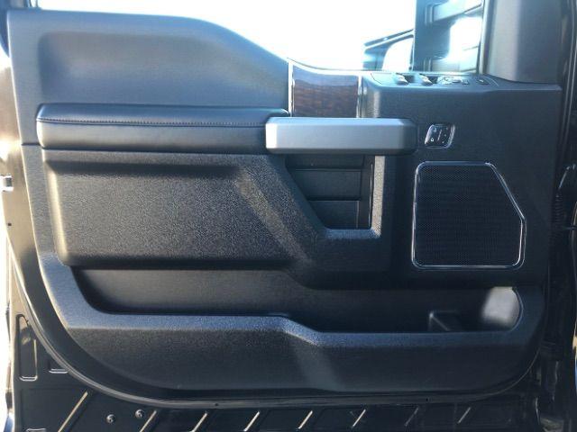 2017 Ford Super Duty F-350 SRW Pickup Platinum LINDON, UT 19