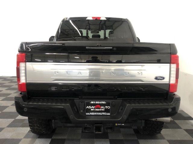 2017 Ford Super Duty F-350 SRW Pickup Platinum LINDON, UT 5