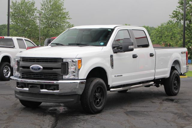 2017 Ford Super Duty F-350 SRW Pickup Crew Cab Long Bed 4x4 - POWER STROKE DIESEL! Mooresville , NC 22