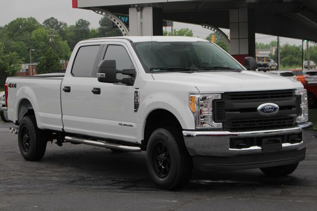 2017 Ford Super Duty F-350 SRW Pickup Crew Cab Long Bed 4x4 - POWER STROKE DIESEL! Mooresville , NC 21