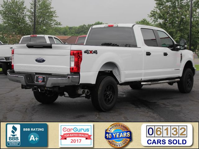 2017 Ford Super Duty F-350 SRW Pickup Crew Cab Long Bed 4x4 - POWER STROKE DIESEL! Mooresville , NC 2