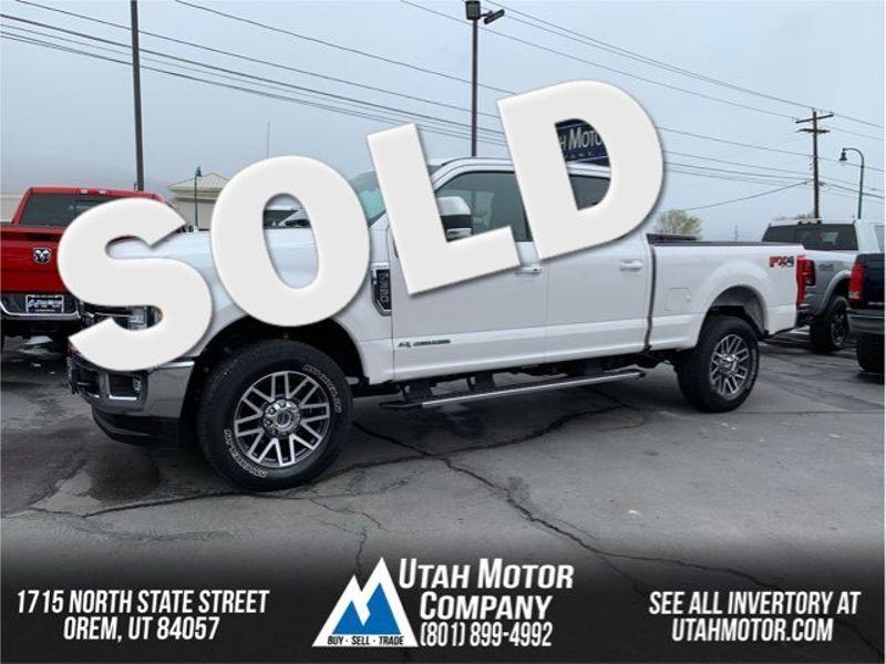 2017 Ford Super Duty F-350 SRW Pickup Lariat | Orem, Utah | Utah Motor Company in Orem Utah