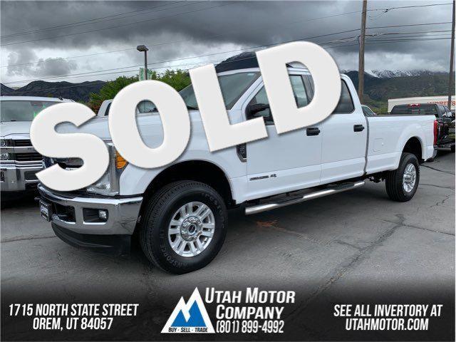 2017 Ford Super Duty F-350 SRW Pickup XLT   Orem, Utah   Utah Motor Company in  Utah