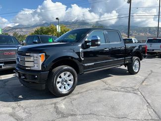 2017 Ford Super Duty F-350 SRW Pickup Platinum in , Utah 84057