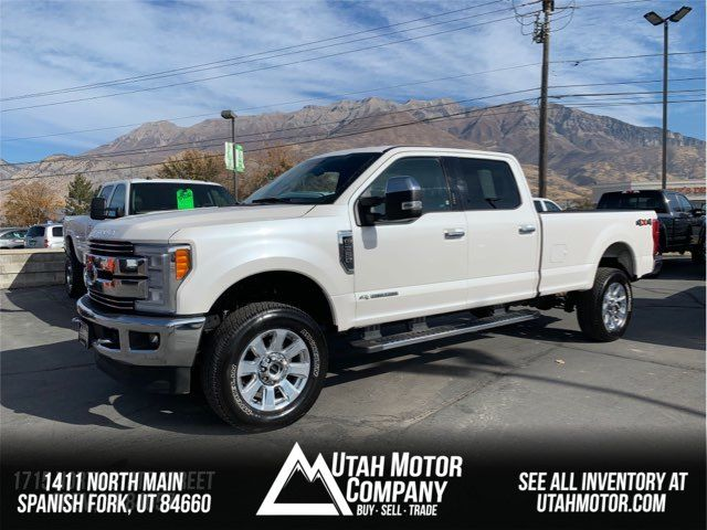 2017 Ford Super Duty F-350 SRW Pickup Lariat in Orem, Utah 84057
