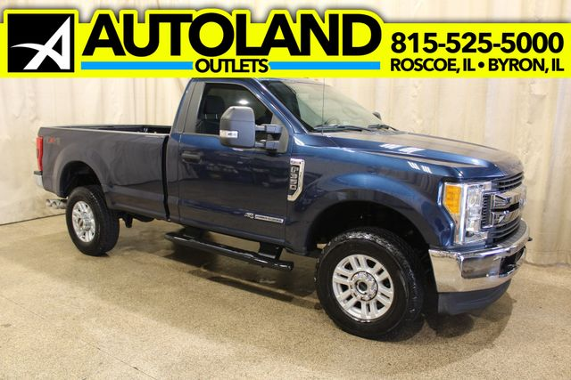 2017 Ford Super Duty F-350 Long Bed Diesel 4x4 XL