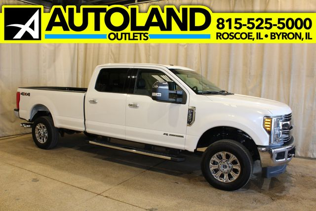 2017 Ford Super Duty F-350 diesel 4x4 Lariat