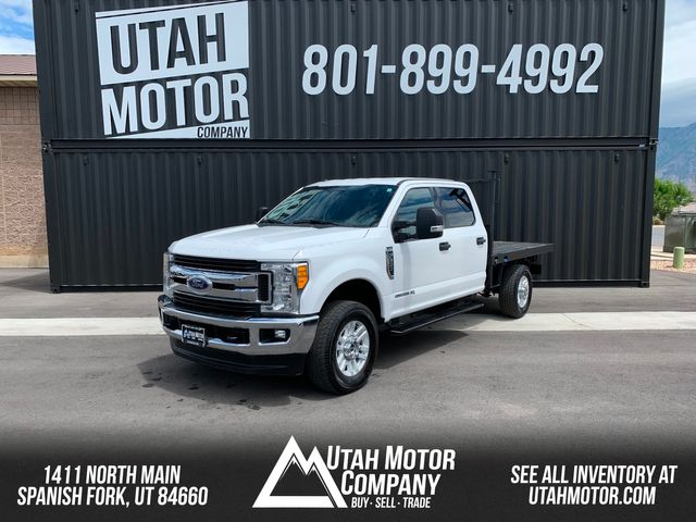2017 Ford Super Duty F-350 SRW Pickup XL