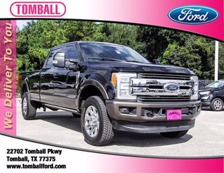 2017 Ford Super Duty F-350 SRW Pickup King Ranch in Tomball, TX 77375