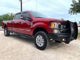 2017 Ford Super Duty F-350 SRW XLT Crew Cab 4x4 6.7L Powerstroke Diesel Auto in Sealy, Texas 77474