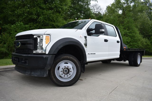 2017 Ford Super Duty F-450 DRW Chassis Cab XL