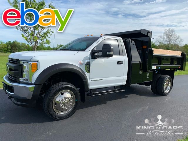 2017 Ford Super Duty F-450 DRW Chassis Cab XL in Woodbury, New Jersey 08093