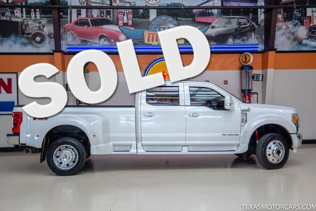 2017 Ford Super Duty F-450 Pickup Lariat